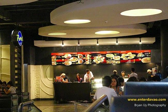 Port Cafe Menu Davao